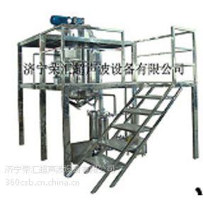 供应专业植物提取设备公司RH-TQ药材植物提取设备定做厂家