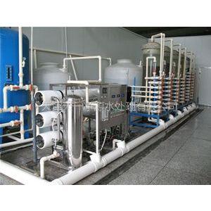 供应天津天一净源10t/h反渗透 EDI超纯水设备