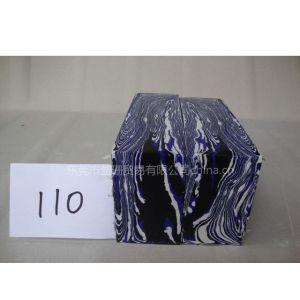 供应供应仿天然绿松石石料 工艺品材料 多色混合110