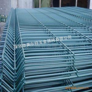 供应电镀锌护栏网/热镀锌护栏网/包塑护栏网