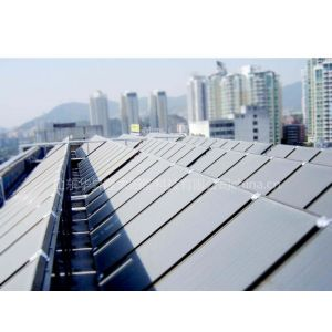 供应太阳能集中集热分户水箱太阳能热水工程