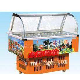 供应冰粥展示柜,成都冰粥展示柜机,成华区冰粥展示柜机器
