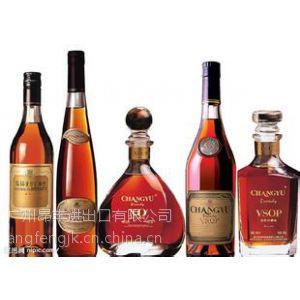 供应从美国发一个柜红酒到青岛报关流程费用