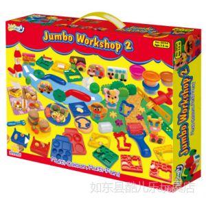 供应大礼盒 多多乐彩泥50134 珍宝工厂(2) 模具工具套装 益智玩具