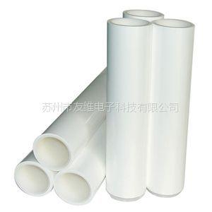 供应清洁机用粘尘滚筒/PP粘尘纸卷/除尘卷纸/黏尘胶纸/清洁滚筒