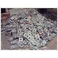 供应厂家直销精轧螺纹钢垫板/规格齐全/晓军紧固件专业制造精轧垫板。详询18630040557