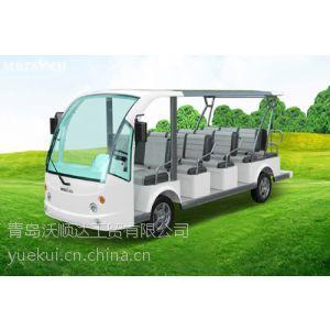 供应14座电动旅游观光车 电动旅游车、观光车、看房车报价