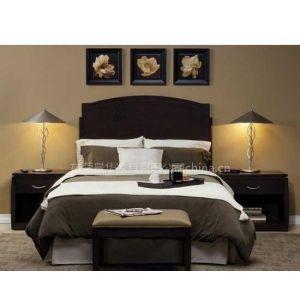 供应木制床架,单人床,双人床,客房家具,现代家居
