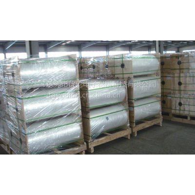 东莞供应 高温硅胶带专用氟素膜 PET氟素离型膜