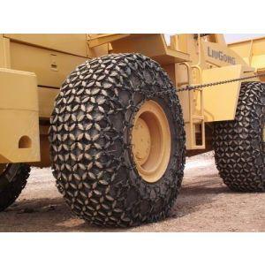 供应矿山机车专用保护链铲车装载机轮胎防滑耐磨保护链