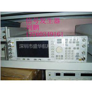 供应二手AgilentE4438C信号发生器!