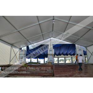 供应厂家出售户外30米大型仓储篷房