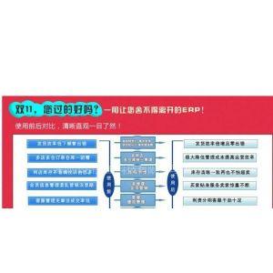 供应引力波招ERP软件代理