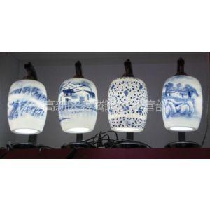 供应精美陶瓷灯具,家居日用台灯,家居装饰品