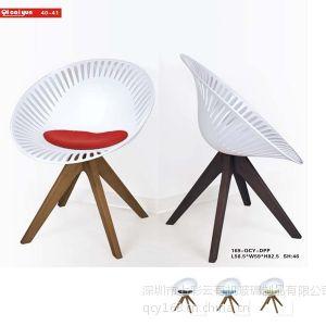 供应伊姆斯椅设计师椅子 简约时尚餐椅 休闲椅 创意椅子 办公椅居家椅
