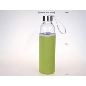 供应山西耐热双层玻璃杯把杯个性定制批发厂家诗如意杯业