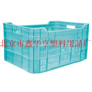 供应北京市鑫华亨塑料用品厂直销塑料筐、食品筐、水果筐、菜筐,果品筐