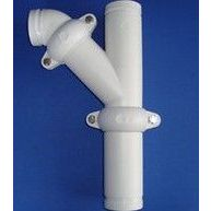 陕西玖润GCPE沟槽式压环柔性连接HDPE排水管材管件