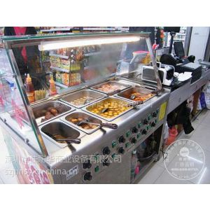 供应关东煮机,美食吧,鱼蛋车,汤池