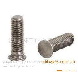 供应碳钢电镀环保锌压铆螺钉FH-M5-8
