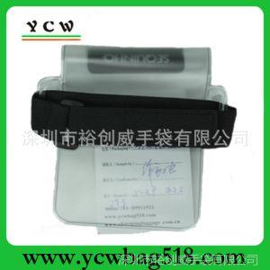 供应深圳裕创威厂 专业生产 批发 外贸手机包 PVC钥匙包 时尚透明袋
