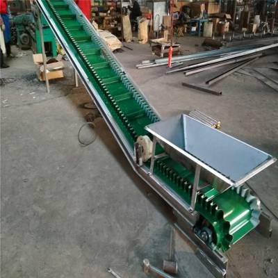 供应订做物料生产输送机、非标尺寸的皮带滚筒输送机斜坡皮带线 A1