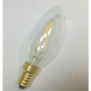 供应东莞venusop120V/220V C35 E14 2W LED灯丝灯泡| LED灯丝蜡烛灯