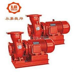 XBD-ISW型卧式消防泵