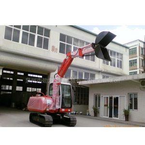供应360度全回转液压挖沟机/小型轮式挖掘机,挖掘机械  单臂单斗动力挖掘机,