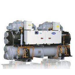 供应开利螺杆式水冷冷水机组