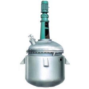 供应蒸汽加热反应釜