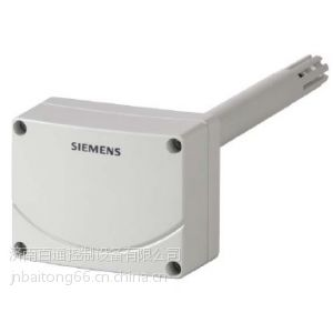 供应QFM1660西门子风管温湿度传感器