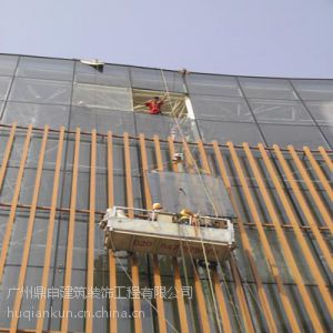 供应高空吊船租赁 外墙吊篮|更换幕墙玻璃吊船