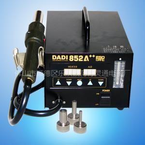 供应DADI大地852A++ 热风拆焊台/热风枪/风枪焊台/