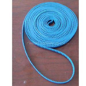 供应TT5大圆机皮带荧绿纺织机械皮带凯扶拉线PU同步带