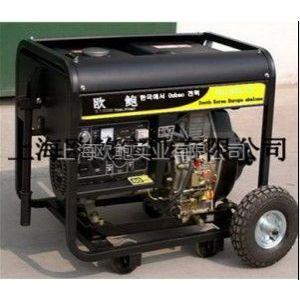 供应发电电焊机组 190A-400A 大型电焊机组