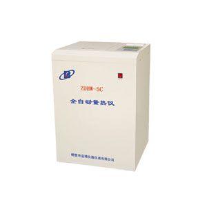 砖厂专用量热仪ZDHW-5C