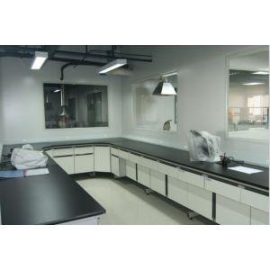 供应广州君鸿实验室专用设备实验边台,不锈钢边台,超净工作台实验室家具,全钢边台,实验台