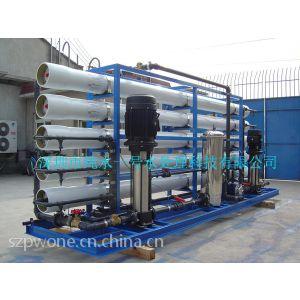 供应深圳纯水一号超纯水处理设备 EDI超纯水设备