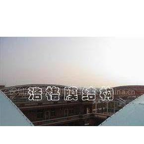 供应广东揭阳楼顶空间张拉膜结构工程设计制安