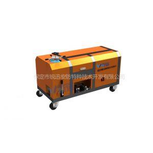 供应水刀坊石油用便携式水切割主机设备QSM-5-15-B-Y