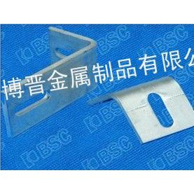 供应不锈钢5MM 厚角码和平板挂件