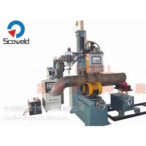 供应管道自动焊机信息;管道预制自动焊接效果