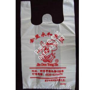 供应日照超市购物袋,五莲超市购物袋制作厂家