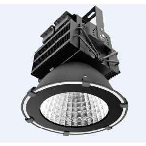 供应新款led投光灯100w led鳍片泛光灯 鳍片led户外广告灯
