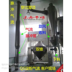 供应煤粉矿粉气流干燥设备-铁粉闪蒸气流干燥机-金属粉末烘干设备-东南牌