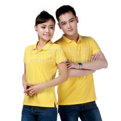 昆明广告衫订做 文化衫定制 文化衫印制 L号广告衫 SS号文化衫定做