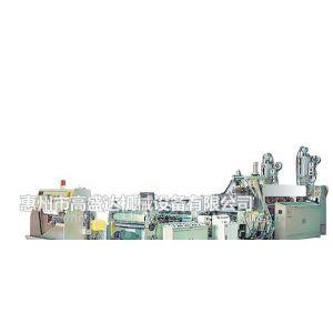 供应ABA三层共挤片材机组,塑料机械