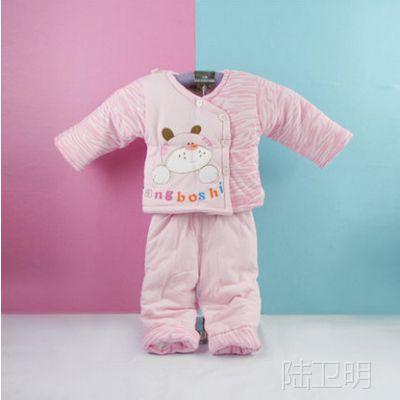 特价冬季新生婴幼儿童棉衣 加厚男女童宝宝棉服 特价加厚棉衣