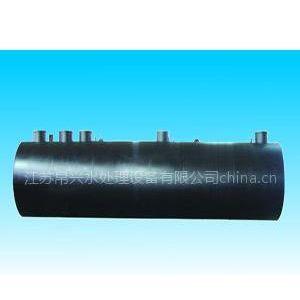 供应WSZ型生活污水处理设备